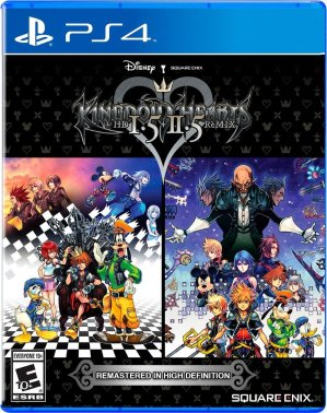 $19.99 for GCUKingdom Hearts HD 1.5 + 2.5 ReMIX