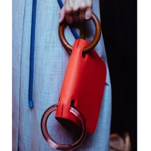 低至5折+额外7.6折 免税 收撞色圆环包精选ROKSANDA美包促销