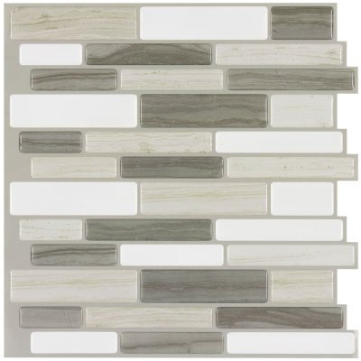 Lowes mosaic tile backsplash