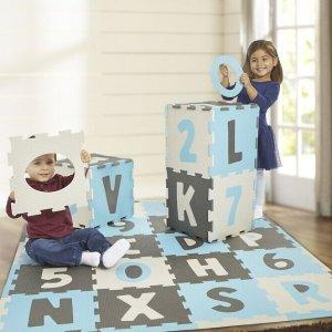 $17.49 (原价$24.99)Imaginarium 字母和数字拼图泡沫垫 两色可选