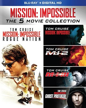 $19Mission: Impossible: The 5 Movie Collection