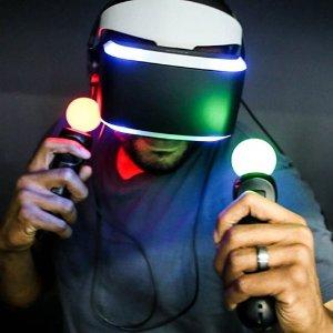 $2.49起PSN PlayStation VR游戏低价热卖
