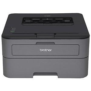 $49.99(原价$99.99) 包邮Brother Monochrome 高速激光打印机 HL-L2320D