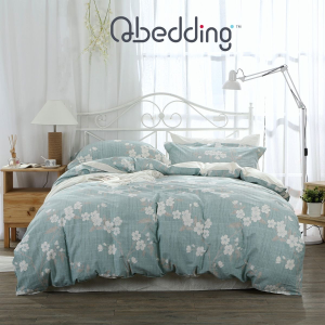 Free Shipping on orders Over $99New Cotton Bedskirt Duvet Cover Set Just Arrived @ Qbedding