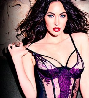 50% OffMegan Fox's Favorite Lingerie @ Frederick's of Hollywood