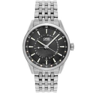 $699Oris Men's Artix Pointer Moon Watch  Model: 01761769140540782180