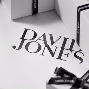 低至5折+最高额外6折+退税延长三天:David jones 年末清仓大甩卖 超多种类商品都参加