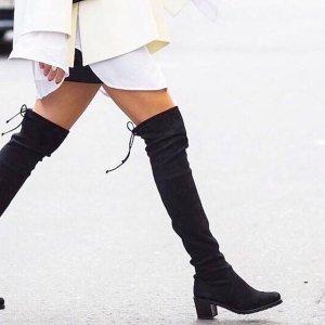 Up to 35% OffStuart Weitzman & More Boots @ Rue La La
