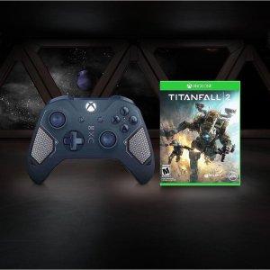 $55Xbox One Patrol Tech Limited Edition + Titanfall 2