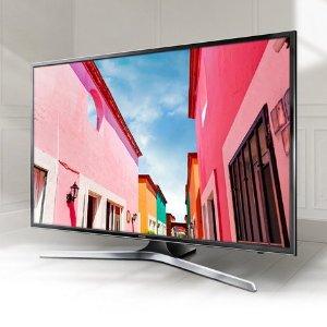 $130 OffSamsung UN65MU6300 / UN49MU6500 4K UHD Smart TV
