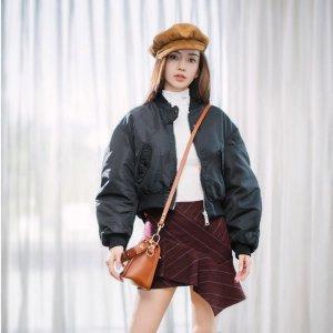 低至5折+额外8折Maje 官网冬季特卖会超值热卖 收 Angelababy 同款外套
