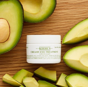 Receive 5 Deluxe Sample including a travel pouchCreamy Eye Treatment with Avocado