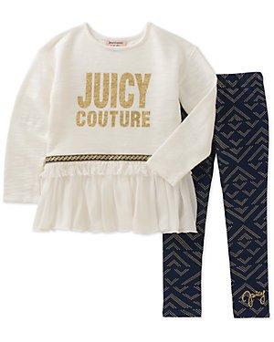 Up to 70% OffJuicy Couture Kids Clothing Sale @ Rue La La