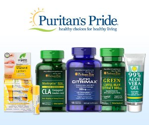 Up to $20 off Flash Sale @ Puritan's Pride