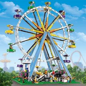 7.5折 包邮 会动的旋转木马即将截止:David Jones 精选 LEGO 热卖