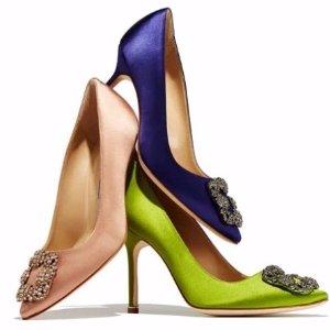 $50 Off $200 Manolo Blahnik Women Shoes Purchase @ Neiman Marcus