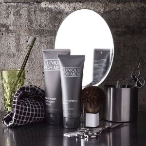 Dealmoon Exclusive 25% OFFClinique Men's Skincare Products Sale