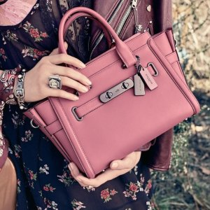 Up to 30% Off Swagger Bags On Sale @ Coach