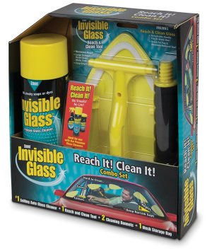 $14Invisible Glass Reach and Clean Combo Pack