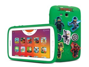 """BUY ONE GET ONE FREEGalaxy Kids Tablet 7.0"""" THE LEGO® NINJAGO® MOVIE Edition"""