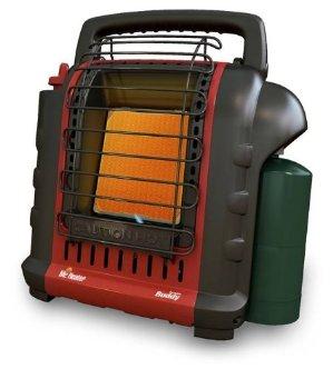 低至43折限今天:精选多款Mr. Heater 便携式加热器