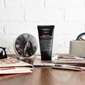 15% Off + a Limited Edition packetteMen's Skincare Sale @ Kiehl's