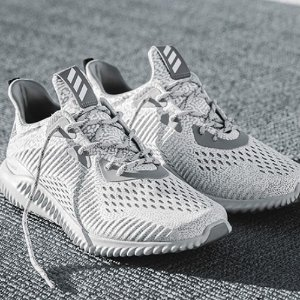 2 for $75adidas alphabounce AMS Shoes Men's Grey