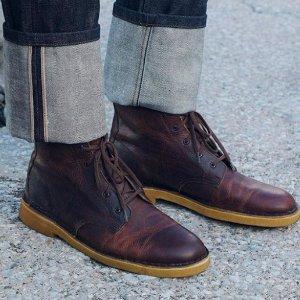 $50 OFF $100+Clarks Men's Shoes Sale