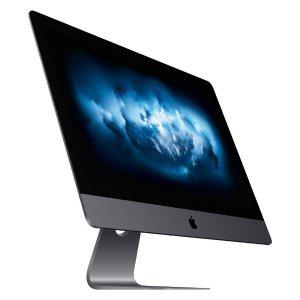立减$500 $4499.99Apple iMac Pro 27寸 5K 一体电脑 (Xeon 8核,32GB,1TB SSD,RX Vega 56)