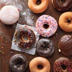 免费甜甜圈仅限今日:多家门店 美国甜甜圈日促销