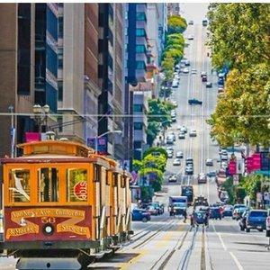 $108起旧金山 - 休斯顿 往返机票 折扣