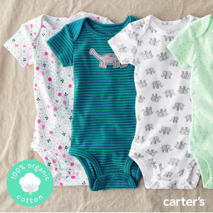 25% Off + Extra 25% Off $40Little Planet Organic @ Carter's