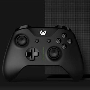 $499 Pre-Order Microsoft Xbox One X Project Scorpio Edition 1TB Console
