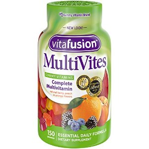 $4Vitafusion MultiVites Gummy Vitamins, 150 Count