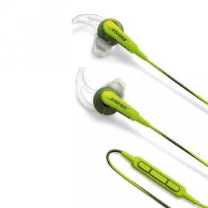 $49 (原价$99)Bose SoundSport 运动耳机 iOS版 翻新