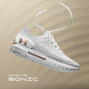 The Latest Shoe HOVR Phantom & Sonic @ Under Armour