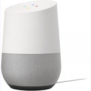 $109 (原价$159)Google Home 智能语音助手音箱