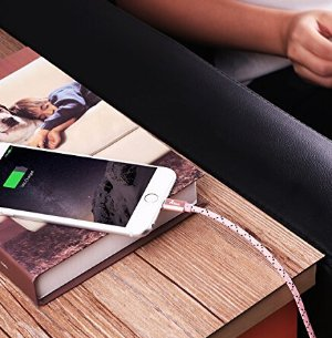 $4 Aimus Lightning USB Cable, Aimus 4Ft or 6 Feet