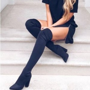 40% Off+Extra 20% OffSelected over-the-knee boots sale @ Bloomingdales