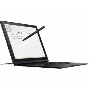 低至$599.99Lenovo ThinkPad X1 商务型 可拆卸平板电脑