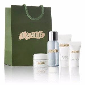 Free 4-PC Gift With $300 La Mer Purchase @ Neiman Marcus