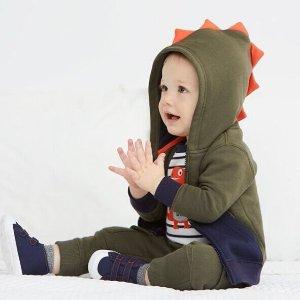 6折包邮Gymboree 全场童装促销 春季新款全线上市