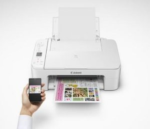 Boxing Day:$38(原价$89.98)CANON PIXMA TS3120 无线彩色照片打印机