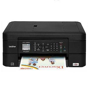 $39.99 (原价$99.99)Brother MFC-J480dw 彩色多功能喷墨打印机