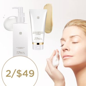 2 For $49($116 Value)Must-have Face Cleansing @ Eve By Eves