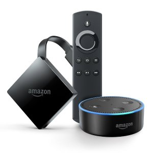 $79 All-New Fire TV with 4K Ultra HD + Echo Dot