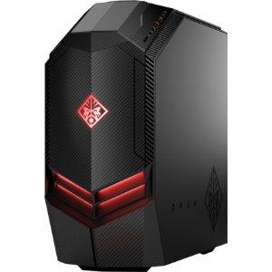 $1199 (原价$1699)HP OMEN 游戏 台式机 (i7-8700, 8GB, 1TB, GTX 1070)
