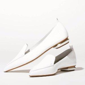正价7.5折 经典配色$345收Nicholas Kirkwood 正价美鞋促销