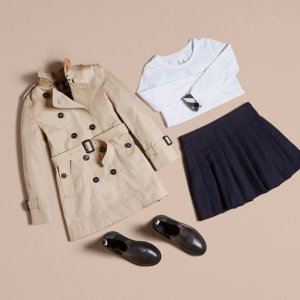 Up to $275 Off Kid's Burberry @ Saks Fifth Avenue