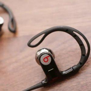 $54官翻Powerbeats by Dr. Dre 入耳式运动耳机